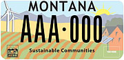 Alternative Energy Resources Organization plate sample
