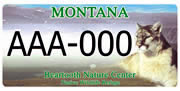 Beartooth Nature Center plate sample