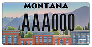 City of Bozeman plate sample
