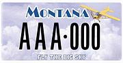 Experimental Aircraft Association (EAA) Chapter 517, Inc. plate sample