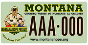 Montana Hope Project plate sample