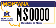 MSU – Mountains & Minds plate sample