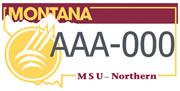MSU Northern plate sample