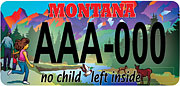 National Wildlife Federation plate sample