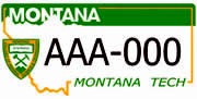 UM – Montana Tech plate sample